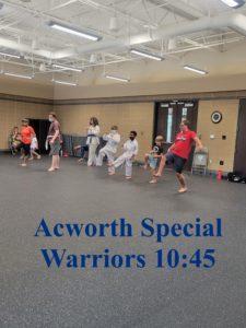 Special Needs Taekwon-Do